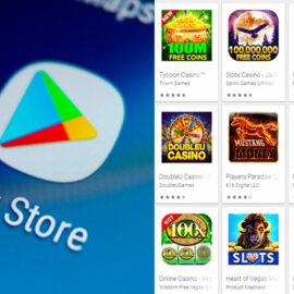 Vrai ou faux: on trouve uniquement des casinos sans gain à la clef sur Google Play?