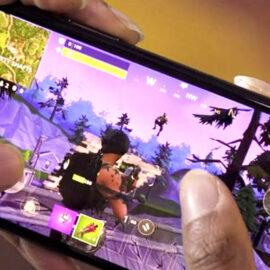 jeu smartphone