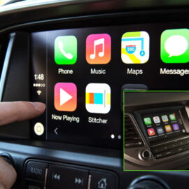 Android Auto application